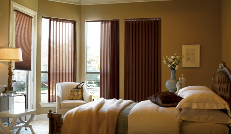 Vertical Blinds In Dallas, TX