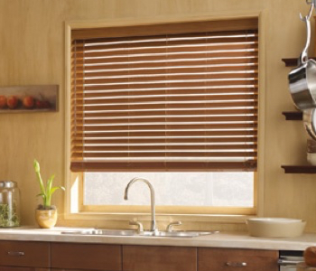 Dallas Faux Wood Blinds