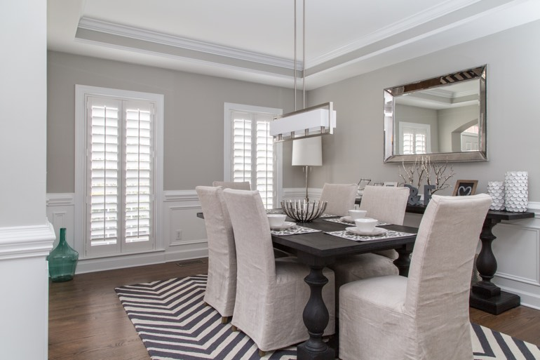 Dallas dining room design