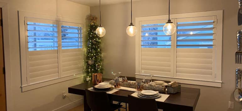 Making sure that your lighting fixture fits your space should be on your holiday list.