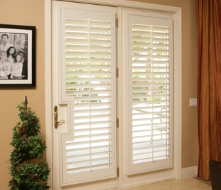 French Door Shutters In Dallas, TX