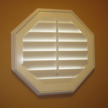 Octagon Shutter In Dallas