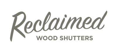 Dallas reclaimed wood shutters