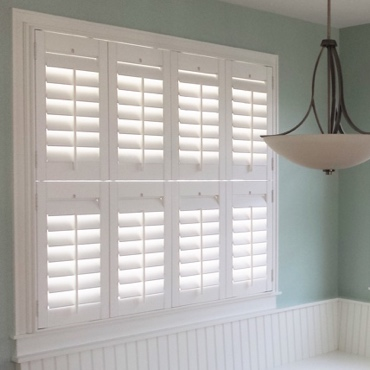 Dallas Studio Plantation Shutters