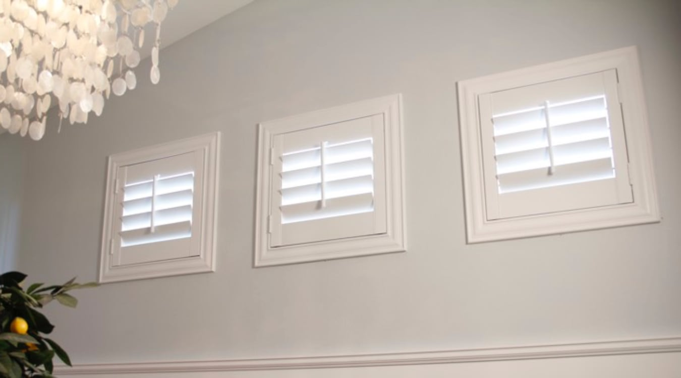 Dallas casement window shutters