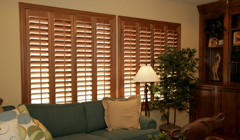 How To Clean Wood Shutters In Dallas, TX