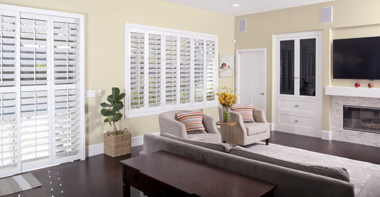 Polywood Plantation Shutters For Dallas, TX Homes