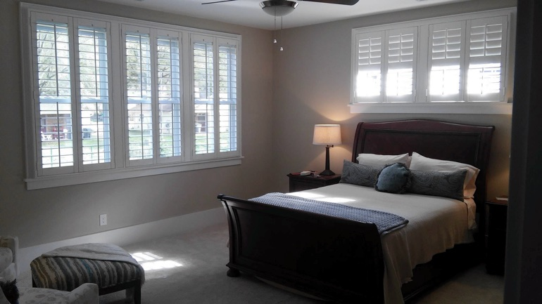 "Sunburst Shutters Dallas Shares ""Share Your Shutters"" Winner Image"