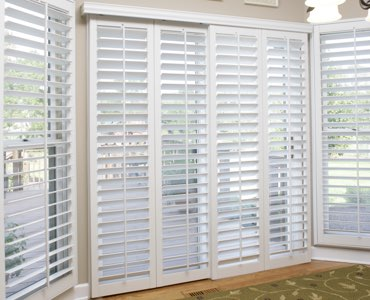 Dallas sliding glass door